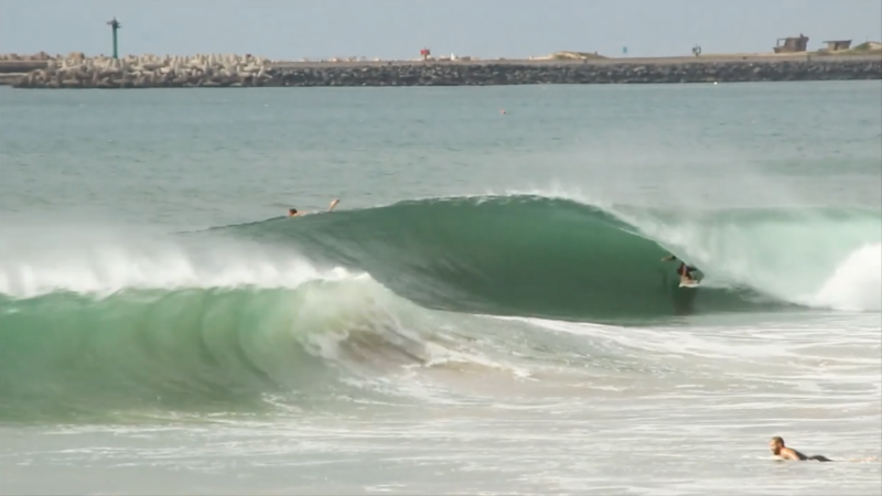 New Pier Barrels – by Dylan Theron